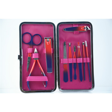 Manicure set with gift box Spray paint
