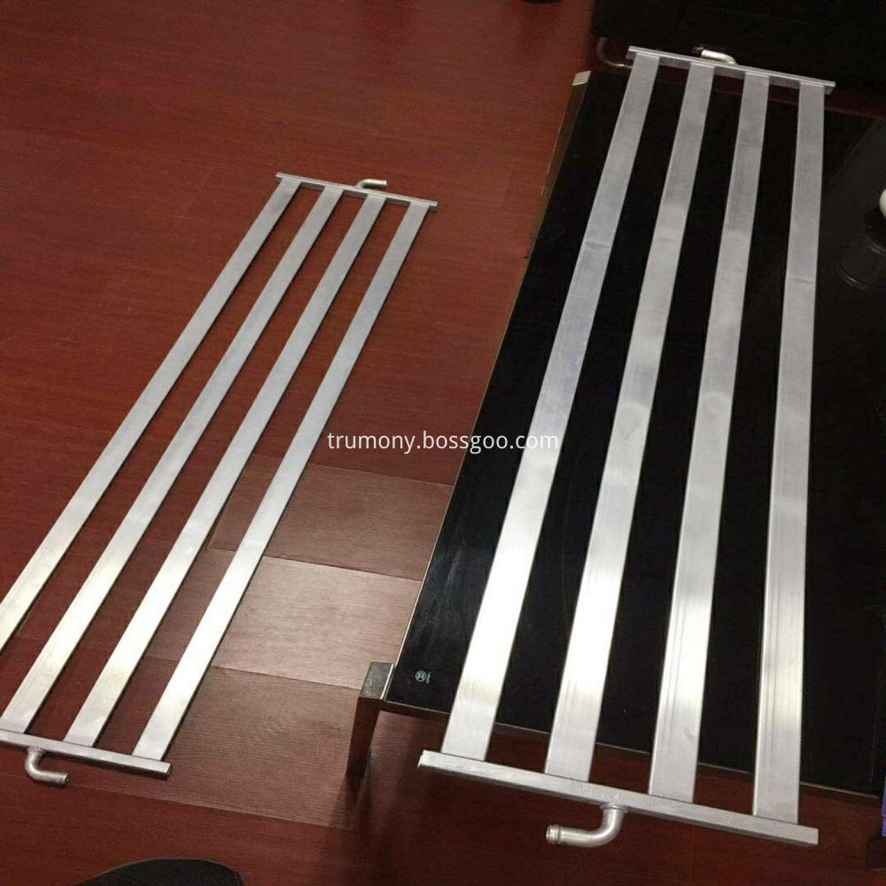 Aluminum Extruded Water Cooling Plate For New Energy Automobile 6