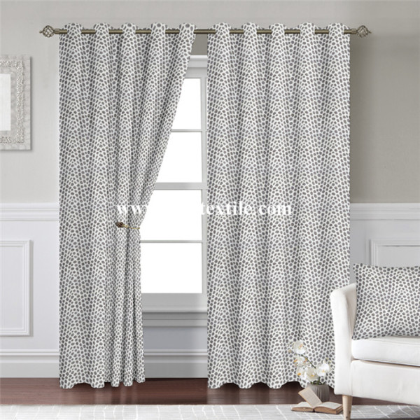 Beautiful Family Window Curtain