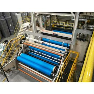 1.6m SSS PP spunbond nonwoven fabric making machine