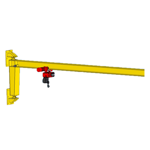 economic price small mobile jib crane