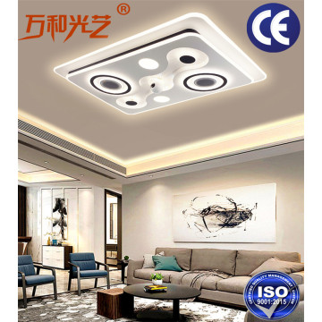 Smart Voice Talkback Parlour Dimmable Ceiling Lamp