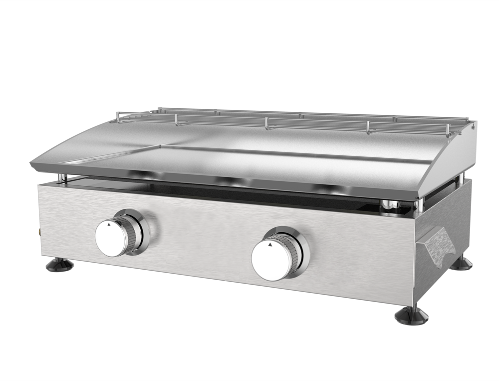 2 Burner Table Top Griddle