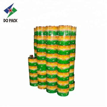 Flexible Packaging Food Packaging Plastic Roll Film