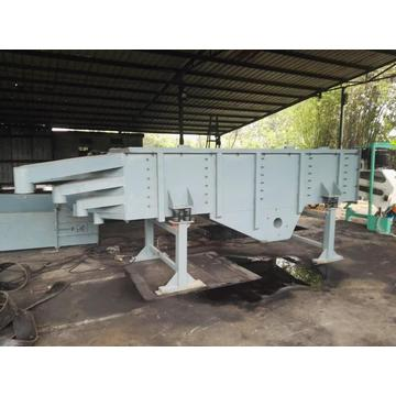 Coconut shell charcoal sieving equipment