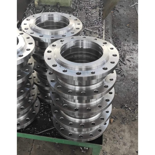 Forged API flange cross head