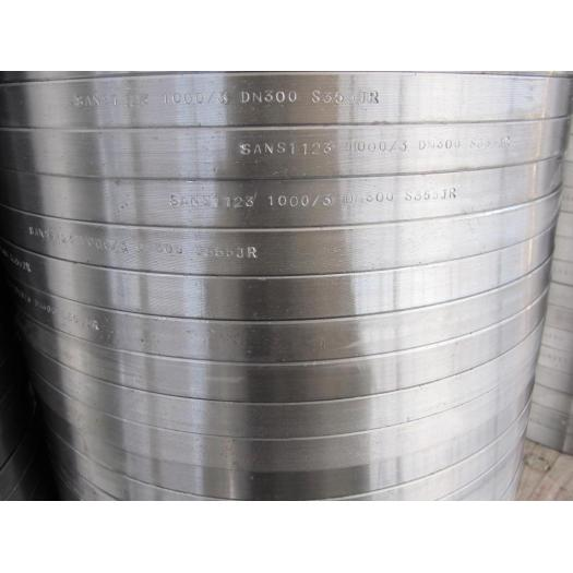 ISO 9624 PN16 Steel Forged Plate flange