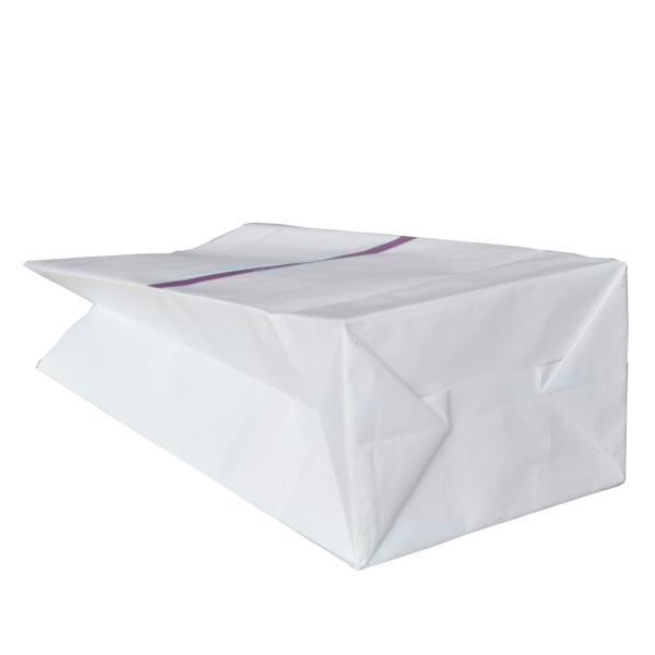 flat bottom   airsickness bag
