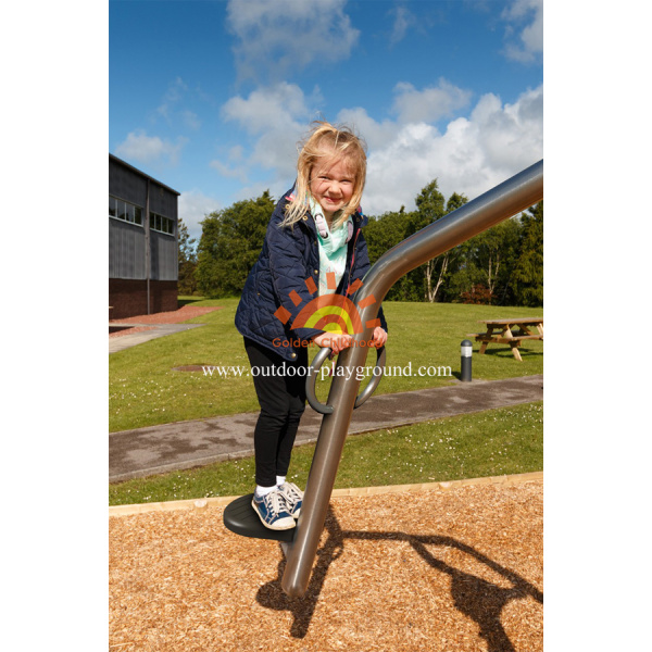 Dynamic Playground Play Equipment Swing Play For Kids