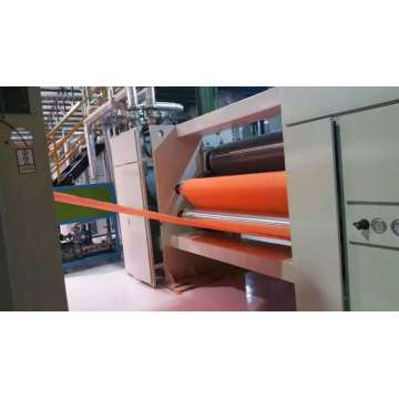 The News spun bonded Nonwoven fabric Making machine
