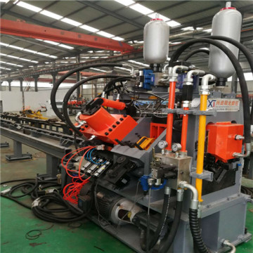 Transmission Tower Angle Steel Hole Punching Machine