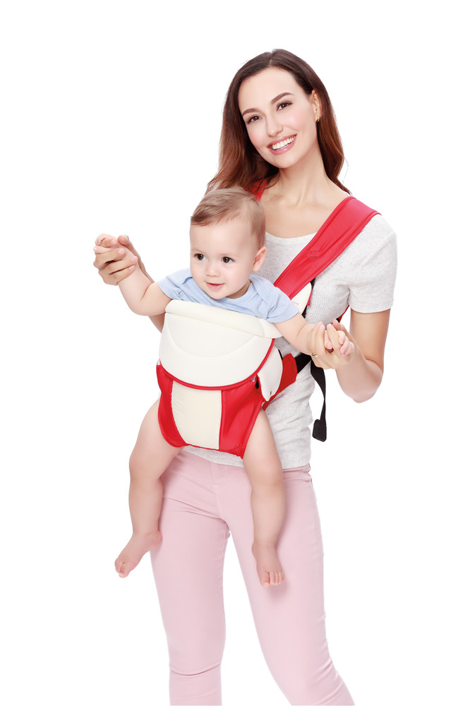 Front and Back All Seasons Baby Carrier
