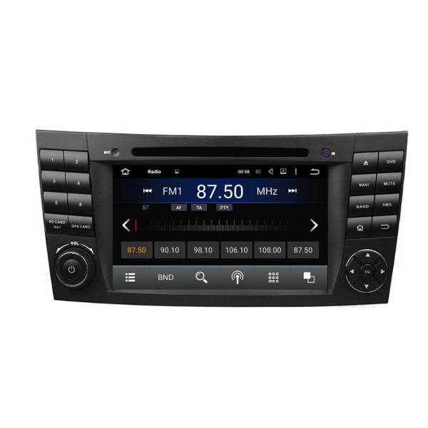 Android 7.1 car dvd gps for Benz