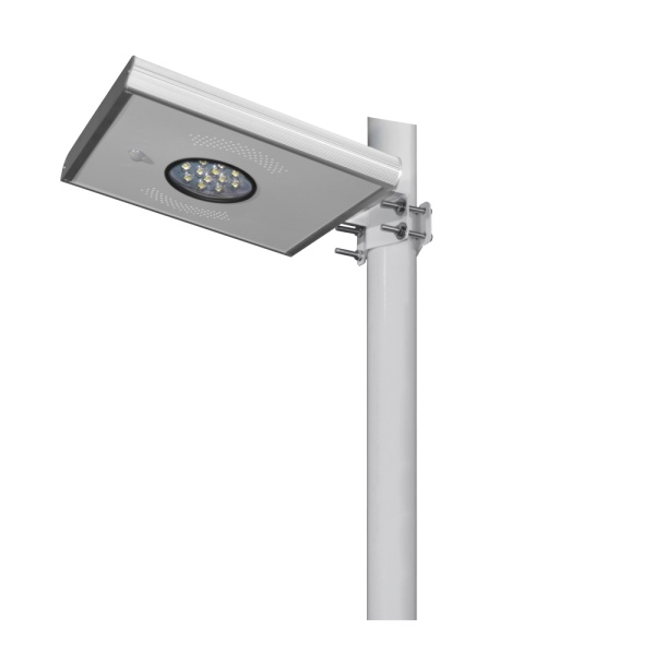 Ip65 waterproof outdoor 8w Bridgelux integrated all in one solar led street light