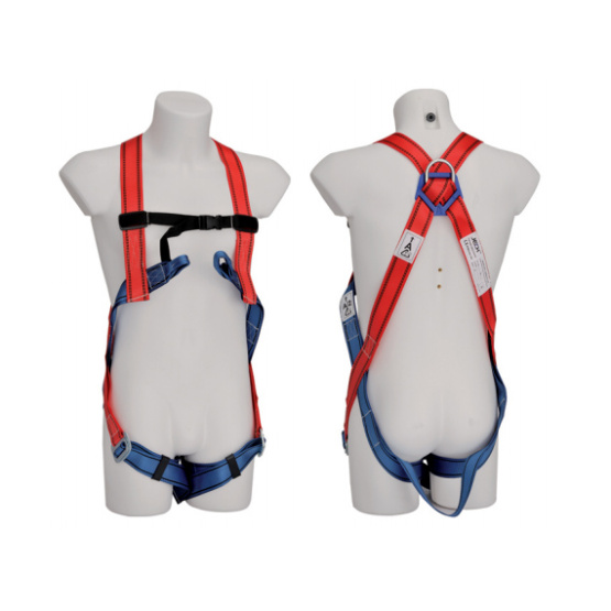 Polyester High Strength Parachute Full Body Safety Harness