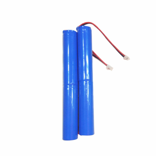 18650 2S1P 7.4V 2600mAh Lithium Ion Battery Pack