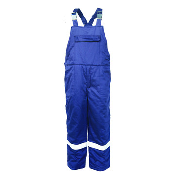 Winter Anti-static Water oil Proof FR Brace trousers