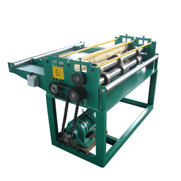 High productivity 0.35mm coil thickness used slitting machine