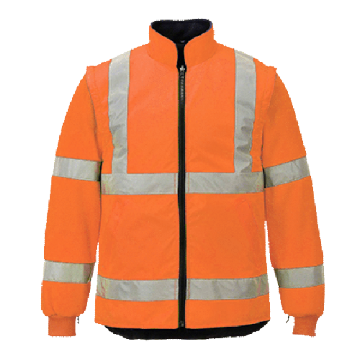 High Visual Reflective Warning Clothing