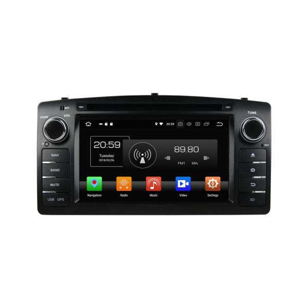 Android 8.0 Car Multimedia Player for Corolla 2004