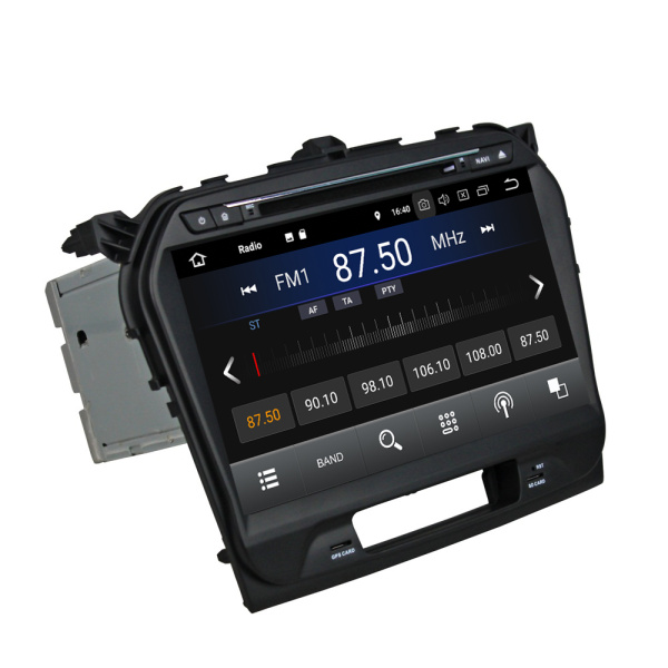 car navigation for Vitara 2015