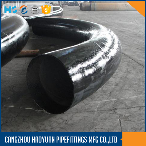 5D Smls Welded Large Radius Bend