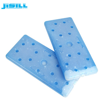 large long shape reusable cooler gel ice packs