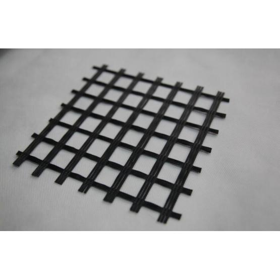 Asphalt Pavement Coated Fiberglass Geogrid