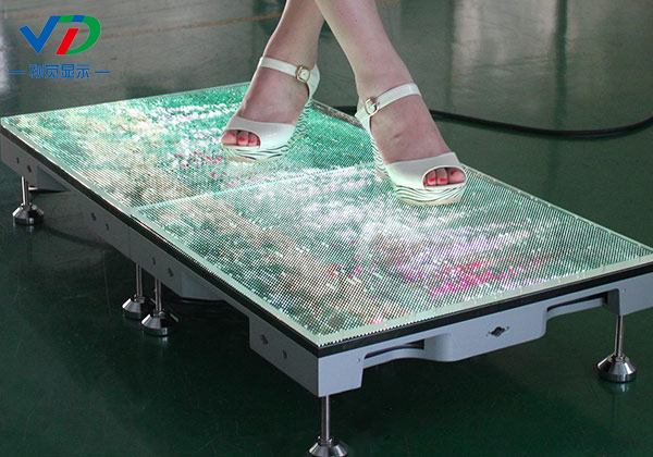 Interactive Dance Floor Led Display