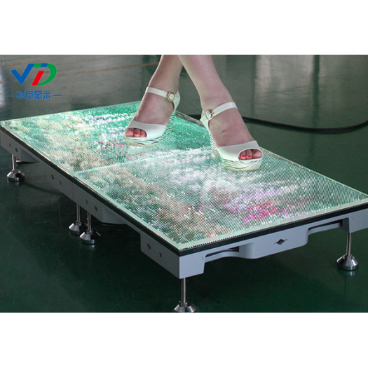PH3.91 Interactive Dance Floor LED Display