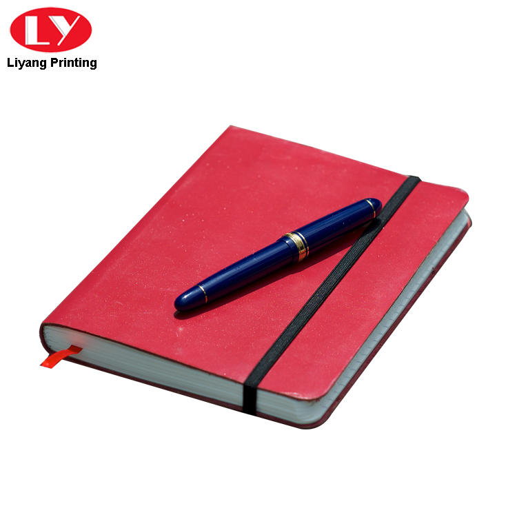 Red Pu Notebook