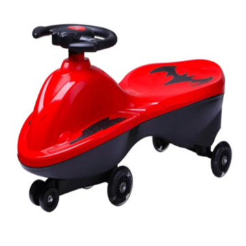 Wheeled Ride On Car Child Wiggle Vehicle