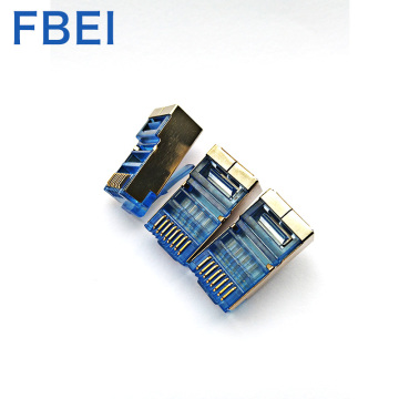 RJ45 CAT6 STP connectors