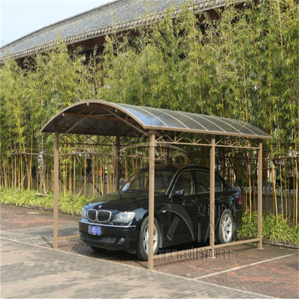 Aluminum Polycarbonate Roof Shelter Canopy Rv Carport