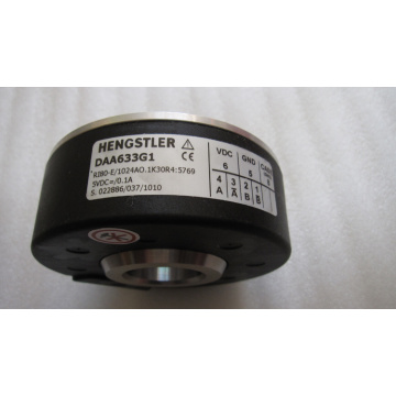 HENGSTLER Encoder for Otis 13VTR Machine DAA633G1