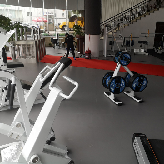PVC indoor gym flooring