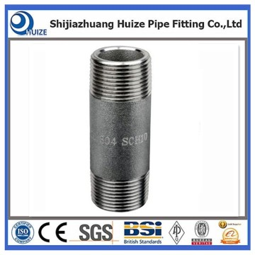 Stainless Steel Pipe Fitting Nipple