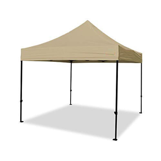 Outdoor 10x10 steel frame military canopy tent