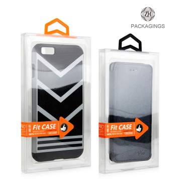 Custom plastic cell phone case packaging