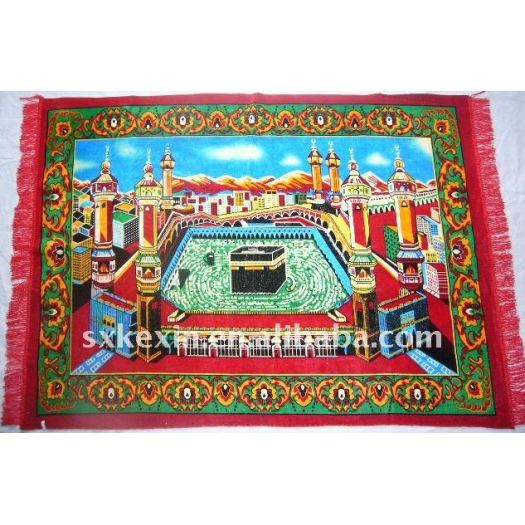 Muslim 70X110cm polyester cheap Tapestry