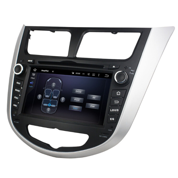 Hyundai Verna/Accent/Solaris Android Car DVD Player