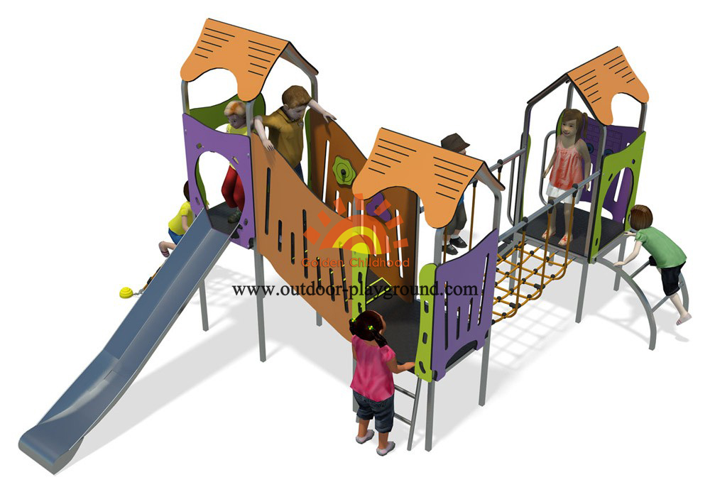 play structures for small yards