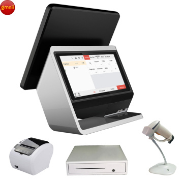 15.6 inch  billing machine nfc reader