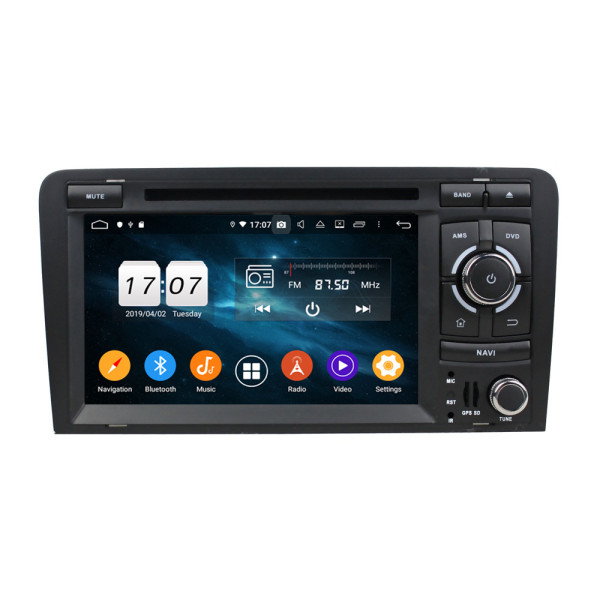 Android Infotainment System Car Stereo for A3