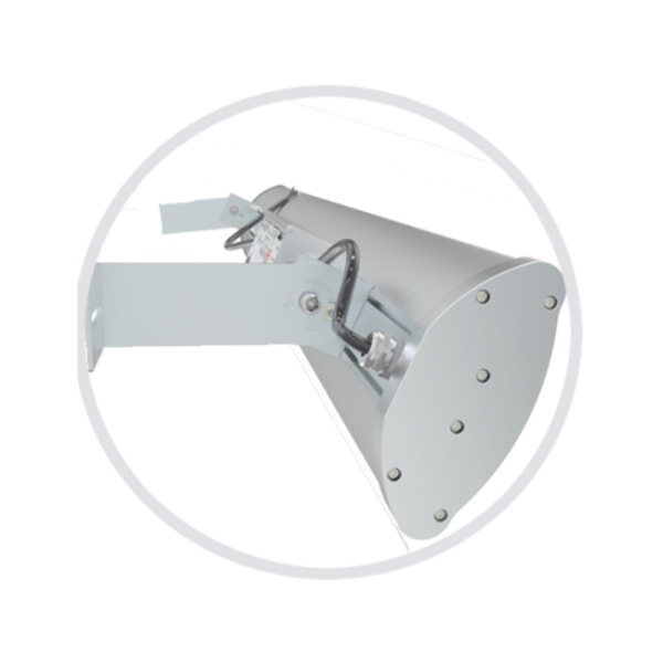 Shenzhen 40W IP65 LED Tri-proof Light Fixture