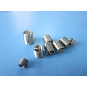 M8x1 M8x1.25 stainless steel thread inserts