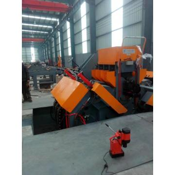 CNC Iron Angle Tower Punching Cutting Production Line