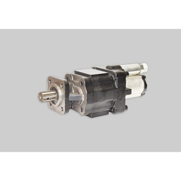 Hydraulic gear pump  double gear pump