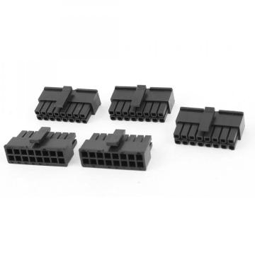 Plastic Socket Connector Injection Moulds