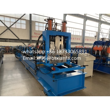CZ Automatic Purlin Roll Forming Machine